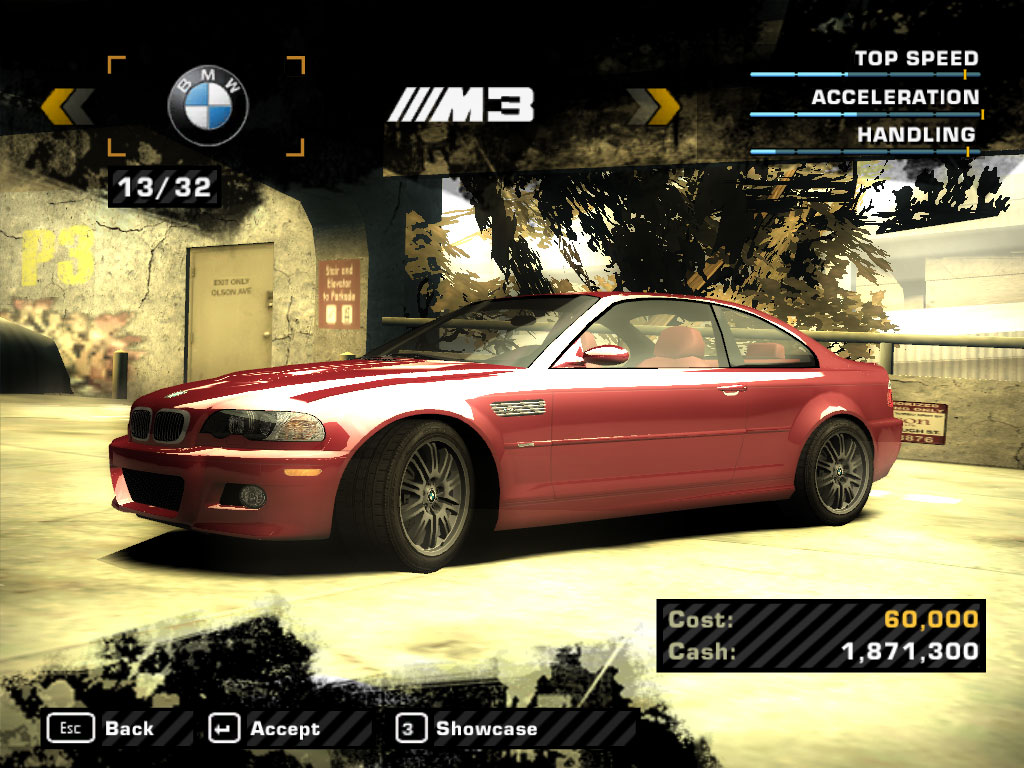 Need For Speed Most Wanted Nfs Mw Na Scorpions Cz