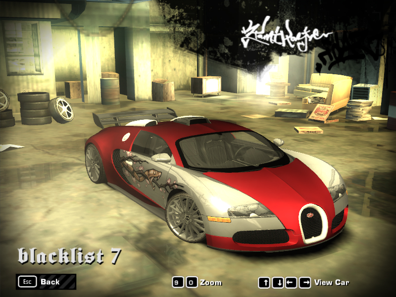 need for speed most wanted nfs mw bugatti na. Black Bedroom Furniture Sets. Home Design Ideas