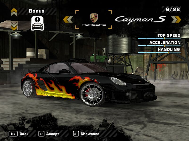 need for speed most wanted nfs mw bonus car na. Black Bedroom Furniture Sets. Home Design Ideas
