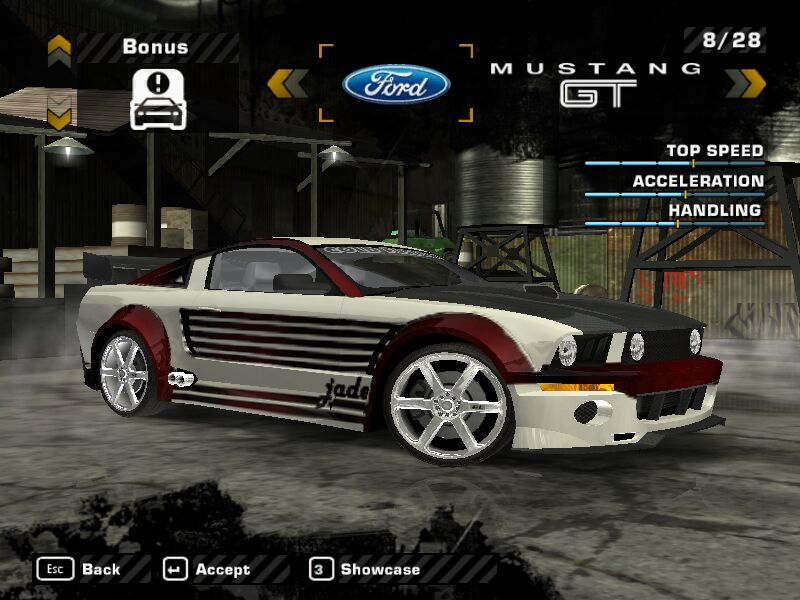 Which blacklist member has the best car 08